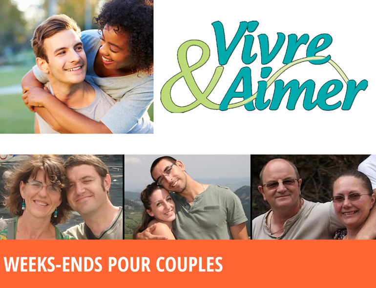 Weekd-ends pour couples
