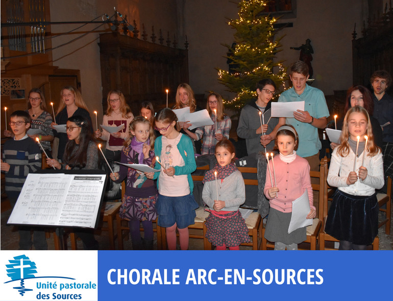 Chorale Arc-en-Sources