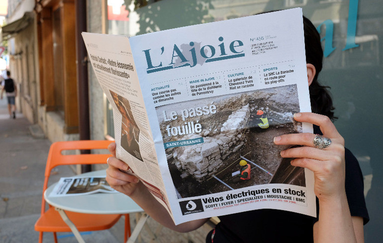 Collaboration avec le Journal L'Ajoie